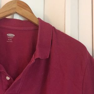 3/$20! 🤩 Plum polo sz XL